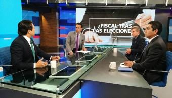 Senadores analizan la renuncia de Raúl Cervantes a la PGR