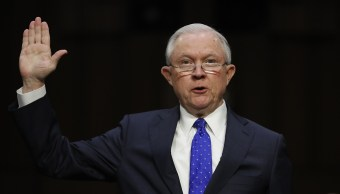 El Fiscal General de EU, Jeff Sessions. (AP, archivo)