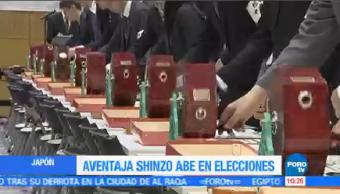 Shinzo Abe Aventaja Elecciones Japón Según Sondeo