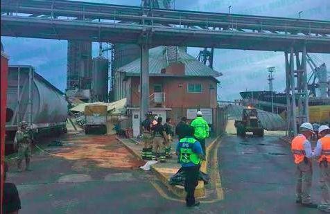 localizan cuerpos victimas colapso silo veracruz