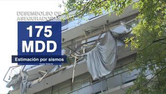 Sismos Huracanes Suman 3,600 Mdd Desembolsos Sector Asegurador