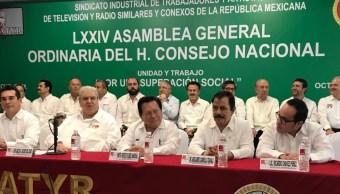 inicia lxxiv asamblea general-ordinaria-consejo nacional sitatyr campeche