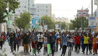 Atentado en Somalia desata diversas protestas