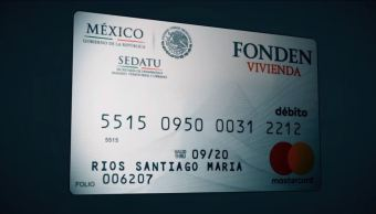 sedatu entrego tarjetas fondos damnificados oaxaca