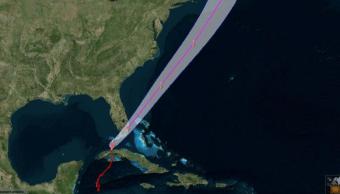 Se forma sobre el oeste de Cuba la tormenta tropical 'Philippe'