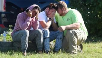 tiroteo en marylan deja varios muertos heridos