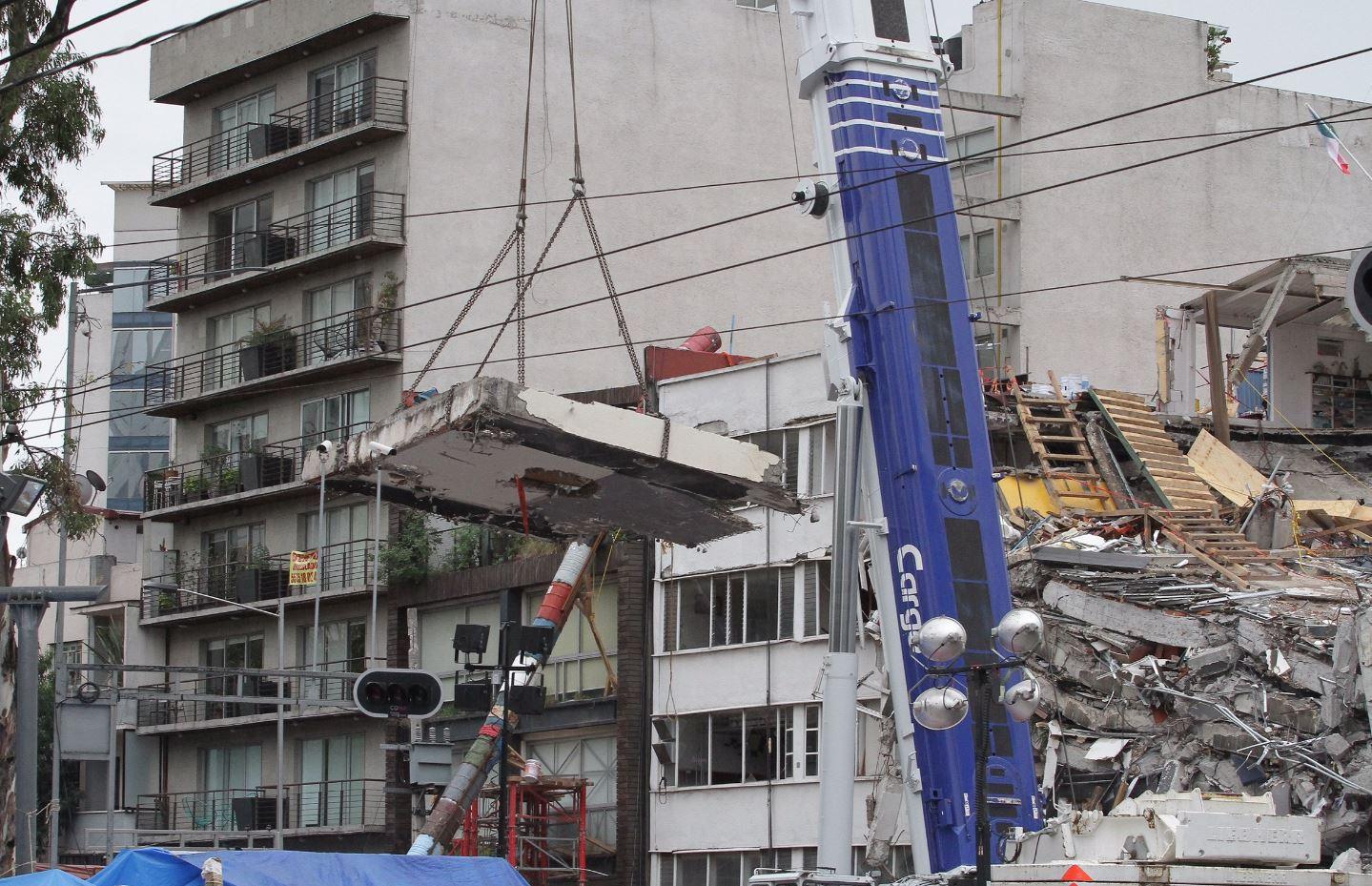 Sí habrá un Memorial en la calle Álvaro Obregón 286