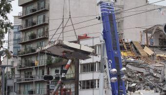 Predio de edificio dañado tras sismo en la Roma será parque memorial