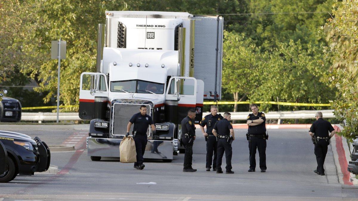Camionero involucrado muerte inmigrantes Texas se declara culpable