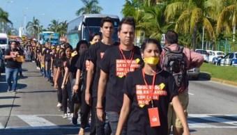 michoacan guerrero suman protestas trata personas