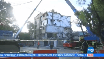 Tres Edificios Concepción Béistegui Serán Demolidos Tras 19-S