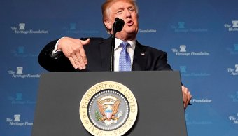 Trump promete la aprobación de recortes impositivos