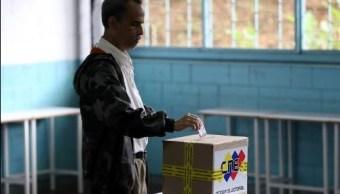 venezuela envia protesta contra canada por injerencia