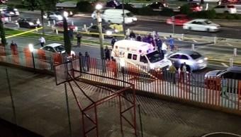 Un hombre intenta robar motocicleta y muere baleado en la CDMX