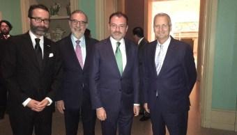 Videgaray anuncia que México enviará ayuda Puerto Rico