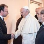 luis videgaray se reune con el papa francisco
