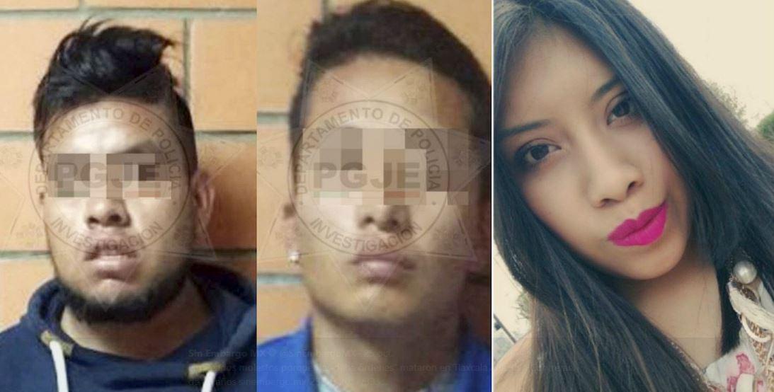 Vinculan a proceso a asesinos de mujer de 19 años en Tlaxcala