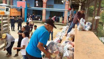 Fepade investiga presunto uso electoral de apoyo para damnificados por sismo