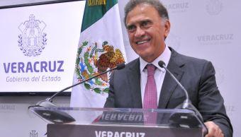 Yunes pide acelerar investigación contra esposa de Javier Duarte