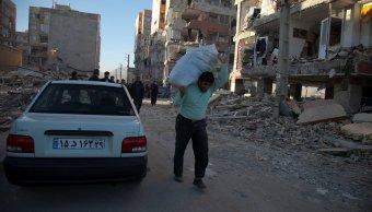 onu ofrece ayuda sismo en iran