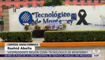 Tec de Monterrey afirma que estuvo en contacto con padres de fallecidos