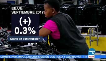 El sector privado de Estados Unidos crea 235,000 empleos