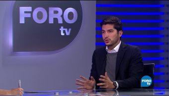 Fundador de proyecto Terra, Jaime Martínez