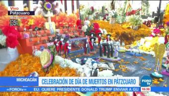 Pátzcuaro, fiesta de color y flores