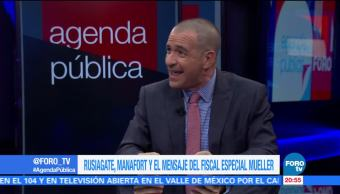 Rusiagate Manafort y el mensaje del fiscal especial Mueller