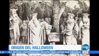 El origen de Halloween, una tradición con raíces en la cultura celta