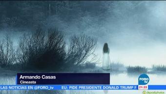 Cine de terror Halloween y Día de Muertos
