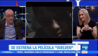 'Vuelven' una cinta mexicana de terror