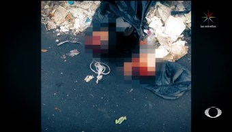 Ahora encuentran restos humanos en Ecatepec