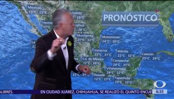 Despierta con Tiempo: Prevalece ambiente seco y caluroso en México