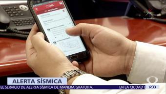 Aplicación 911 CDMX ya incluye alerta sísmica