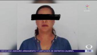 Algunas cajas de seguridad confiscadas en Cancún son de 'doña Lety'