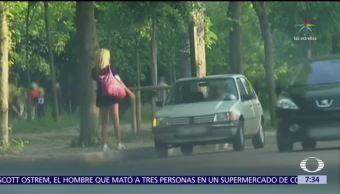 En Francia, 40 mil personas ejercen la prostitución
