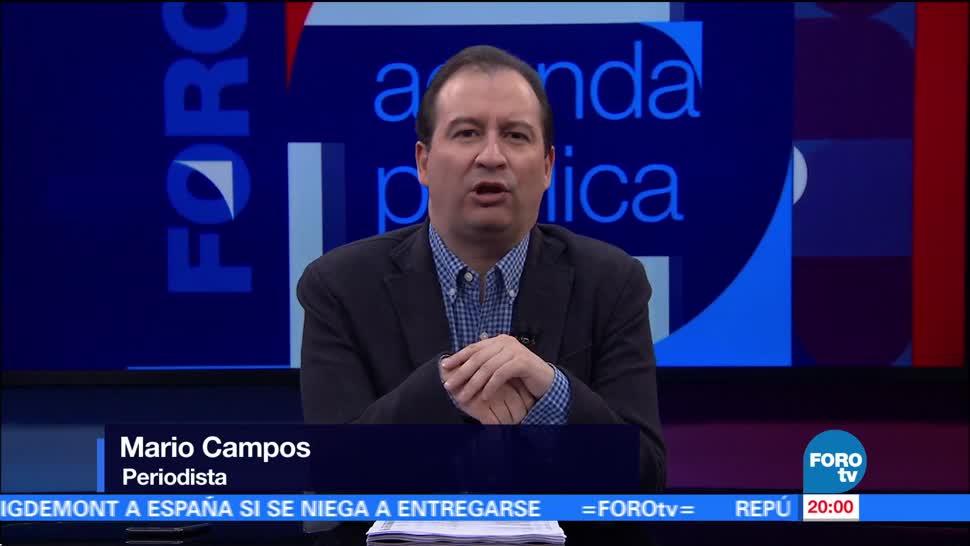 Agenda Pública: Programa del 3 de noviembre de 2017