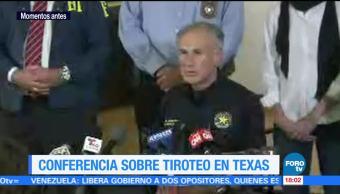 Mueren 26 personas en tiroteo en iglesia de Texas