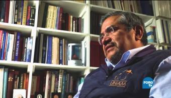 La semblanza del vulcanólogo Hugo Delgado