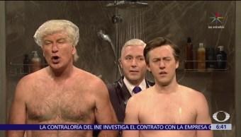 Alec Baldwin vuelve a SNL como Donald Trump