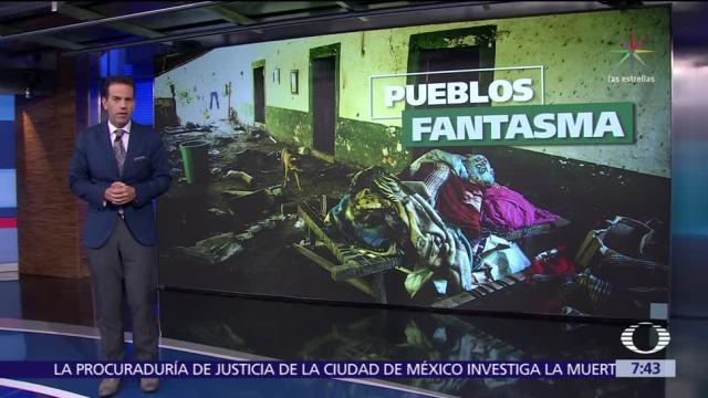 Los desterrados por la violencia en Sinaloa