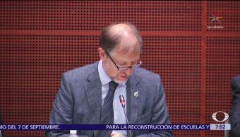 Jan Jarab, comisionado de la ONU para DDHH, habla de la justicia en México