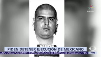 Texas se niega a aplazar la ejecución del mexicano Rubén Cárdenas Ramírez