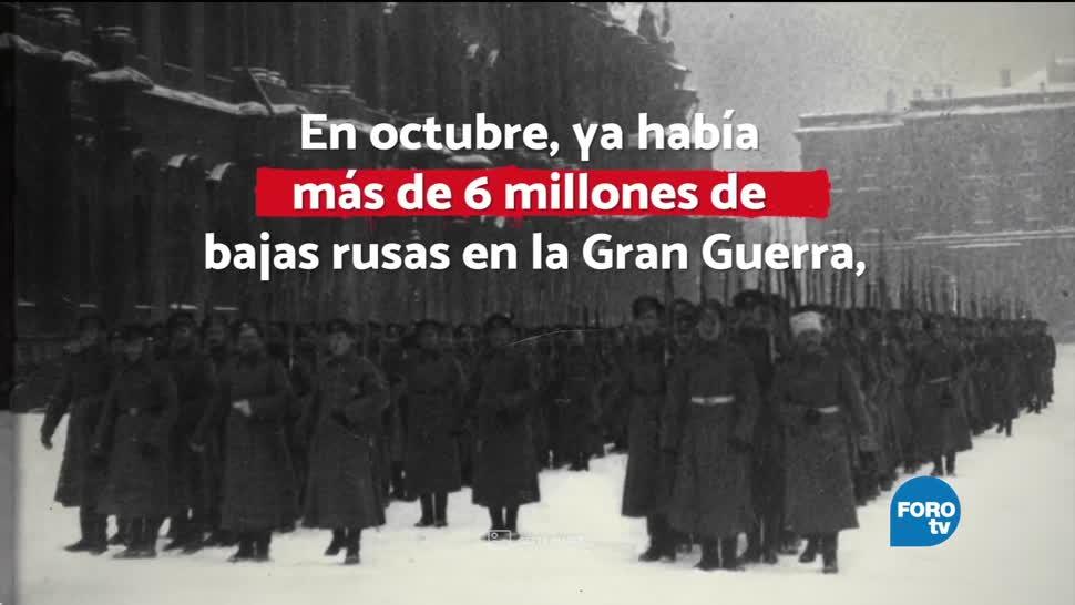 #DespejandoDudas Centenario de la Revolución Rusa