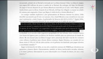 Pemex y CFE, podrían estar en red de 'Los Zetas'