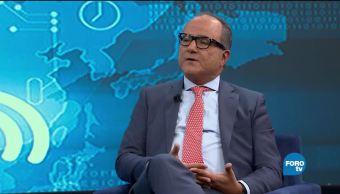 Genaro Lozano entrevista a Jorge Vega Iracelay