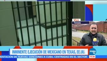 Se agota la esperanza para mexicano en Texas