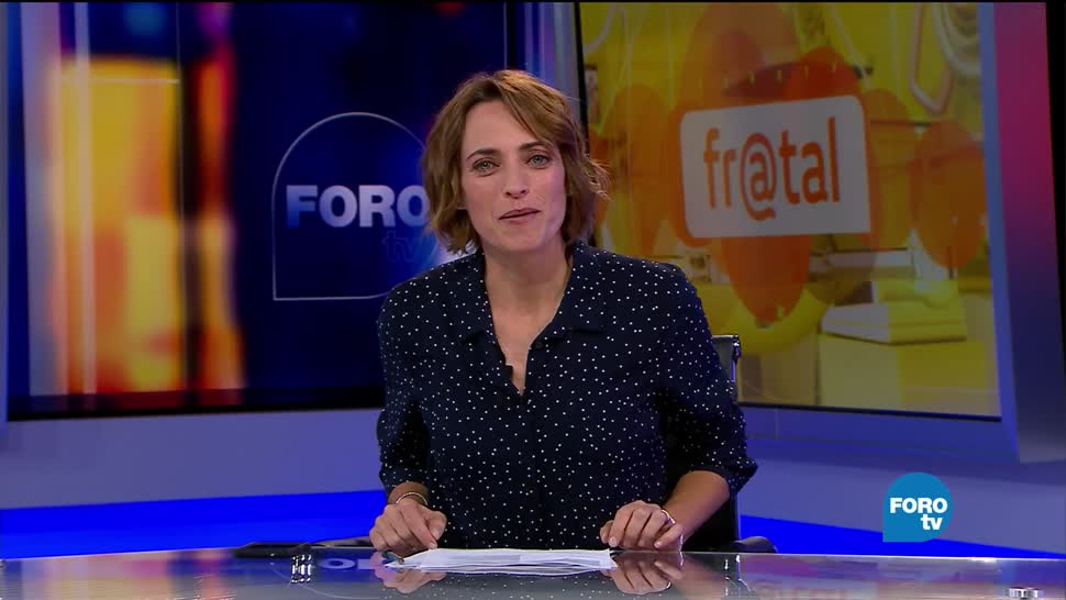 Fractal Posible: Programa del 8 de noviembre de 2017