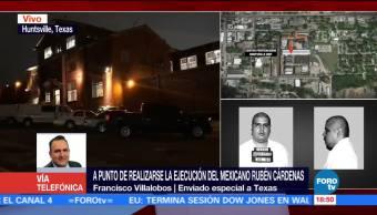 Corte falla contra mexicano condenado a muerte en Texas